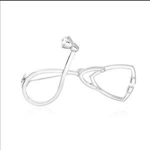 Stethoscope pin